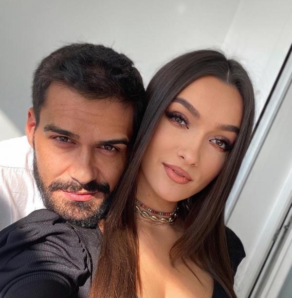 George Burcea și Viviana Sposub, sursa foto Instagram