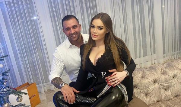 Daria Radionova și Alex Bodi, foto Instagram