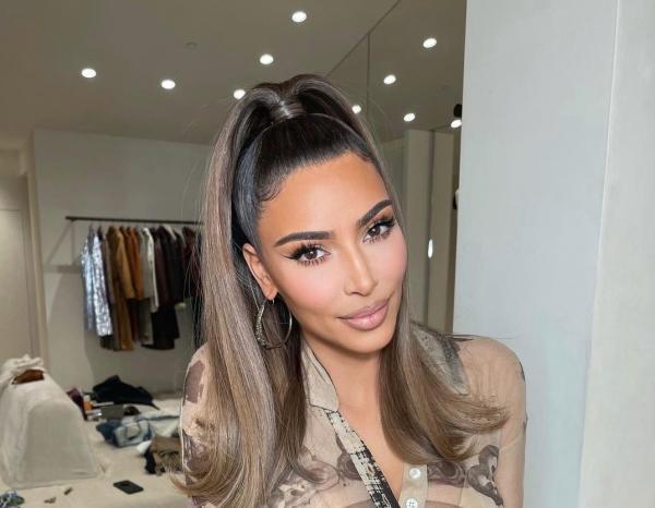 Kim Kardashian, sursa foto Instagram