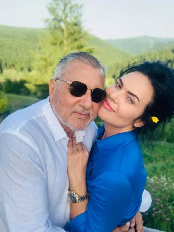 Ioana și Ilie Năstase, sursa foto Facebook