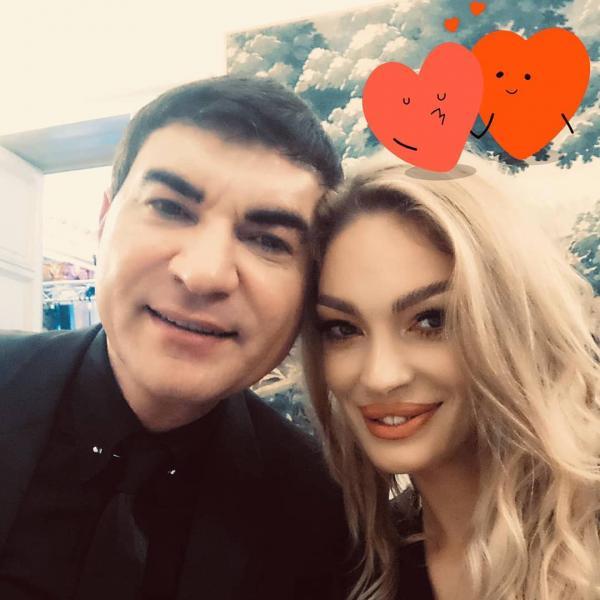Cristi Borcea și Valentina Pelinel, sursa instagram