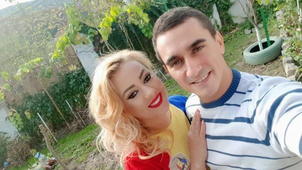 Larisa și Marian Drăgulescu