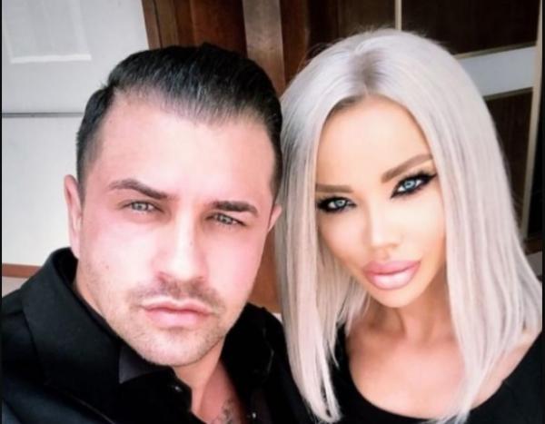 Bianca Drăgușanu și Alex Bodi, sursa foto Instagram