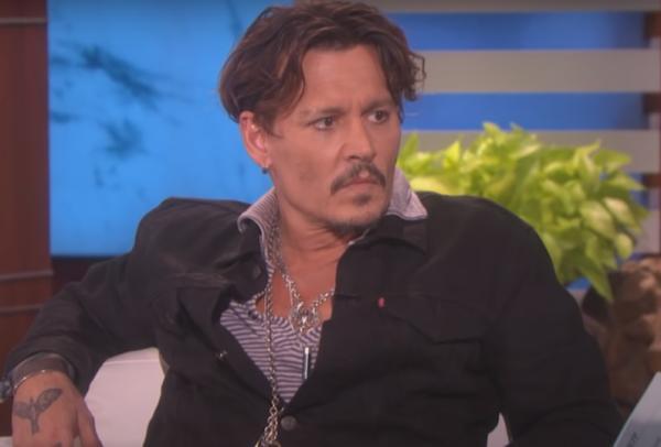 Johnny Depp, sursa foto Youtube