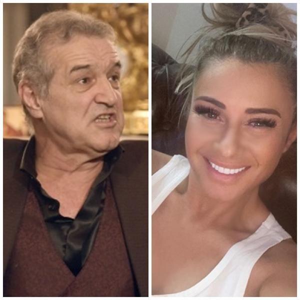 Gigi Becali și Anmaria Prodan, sursa instagram