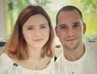 Vlad Gherman și Cristina Ciobănașu, foto Instagram