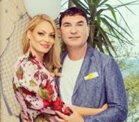 Valentina Pelinel și Cristi Borcea, sursa instagram