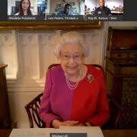 Regina Elisabeta a II-a a Marii Britanii. Foto Instagram/theroyalfamily