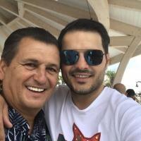 Liviu Vârciu și Nea Mărin, sursa instagram