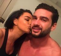 Dorian Popa și Claudia Iosif, sursa instagram