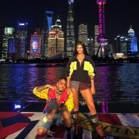 Antonia și Alex Velea, sursa foto Instagram