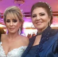 Irina Loghin și fiica sa, foto Facebook