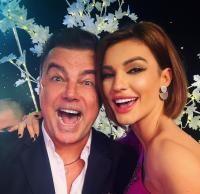 Adrian Enache și fiica sa. Foto Instagram