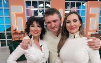 Noii prezentator ai matinalului de la TVR 1: Dorin Chioțea, Andra Soceanu și Angie Cobuț, foto PR