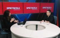 Octavian Strunilă și Georgiana Ioniță, Interviurile Spectacola și DC News