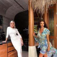 Alina Ceușan și Cristina Ich/ Colaj Foto/ Sursa foto Instagram