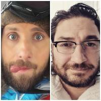 Florin Dumitrescu și Dani Oțil, sursa instagram