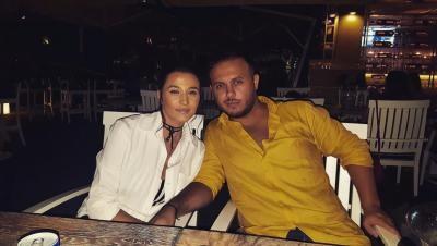 Claudia Pătrășcanu și Gabi Bădălău, sursa facebook