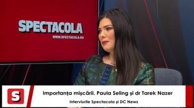 Paula Seling, Interviurile Spectacola și DC News