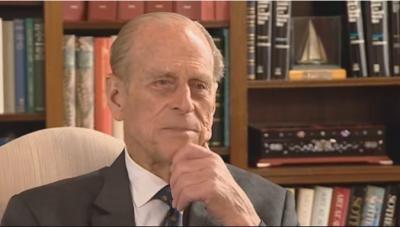 Prințul Philip, sursă: captură YouTube/ The Royal Family