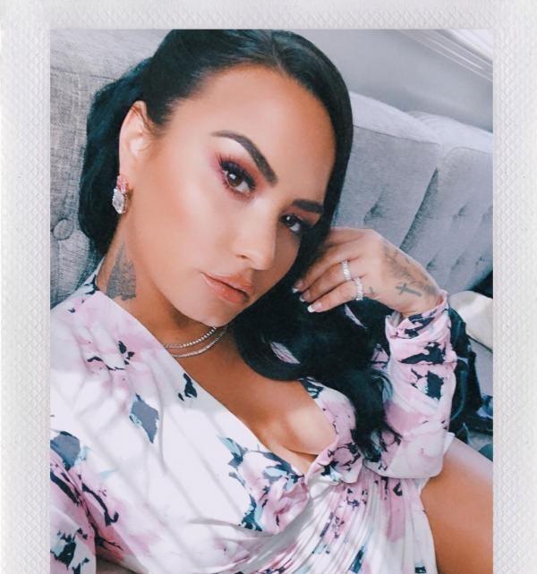 Demi Lovato, sursa instagram