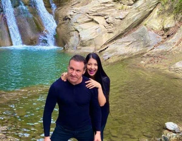 Alin Oprea și Medana, sursa foto Instagram