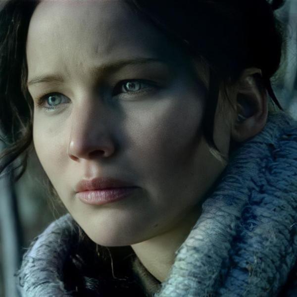Jennifer Lawrance, captură foto Hunger Games
