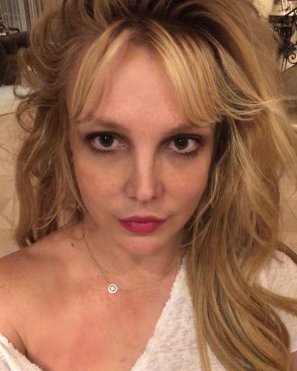Britney Spears, foto Instagram