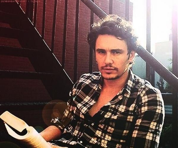 James Franco, foto Instagram