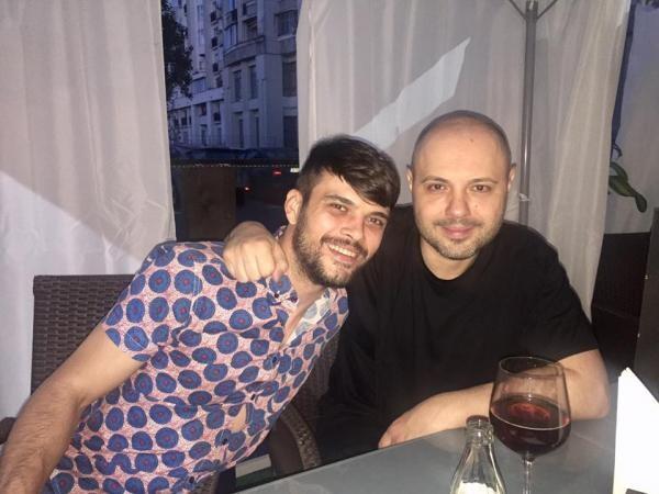 Marius Elisei și Mihai Mitoșeru, facebook