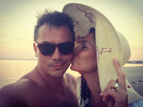 Răzvan Fodor și Irina Fodor, sursa instagram