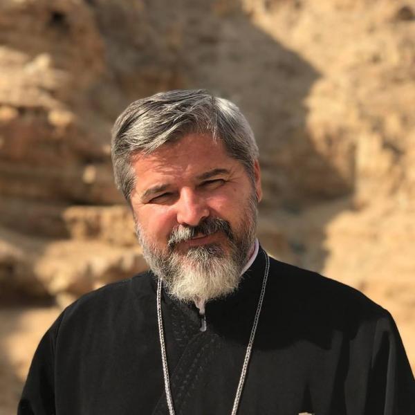 Părintele Vasile Ioana, foto Facebook