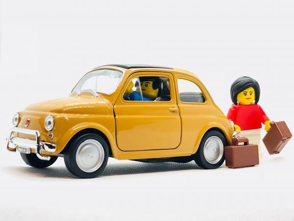 Taxi, foto Unsplash/ autor: Atish Sewmangel
