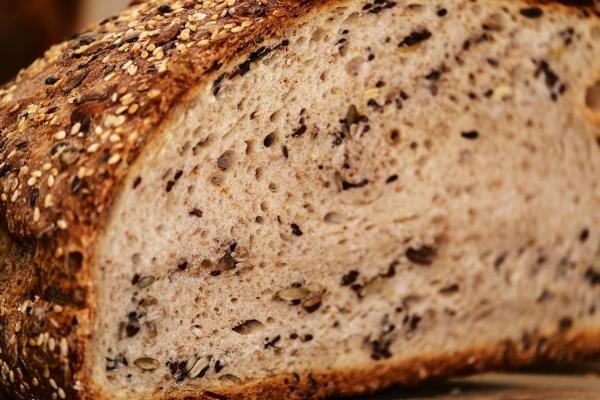 Pâine rustică, fără gluten, sursa pixabay/ autor Couleur
