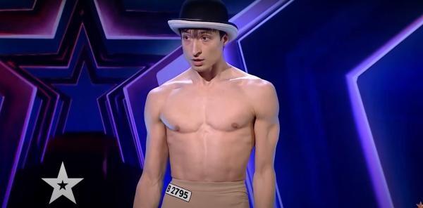 Aleksander Bautev, captura foto Youtube/ sursa Românii au talent