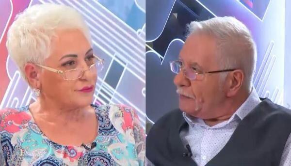 Lidia Fecioru și Mihai Voropchievici, captură foto Antena 3
