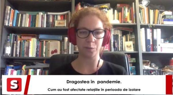 Nora Neghină, psihoterapeut. Interviurile Spectacola și DC News