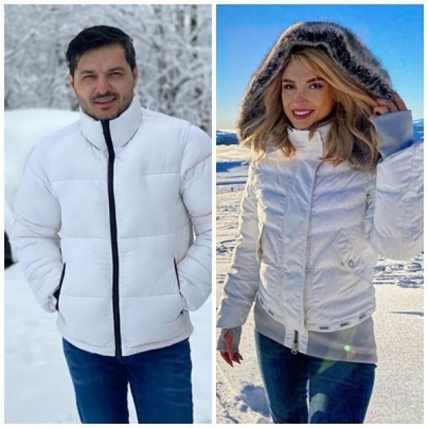Andreea Bălan și Liviu Vârciu, sursa instagram