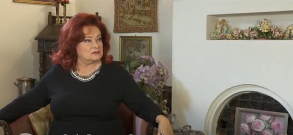 Stela Popescu, sursa TVR, captură youtube