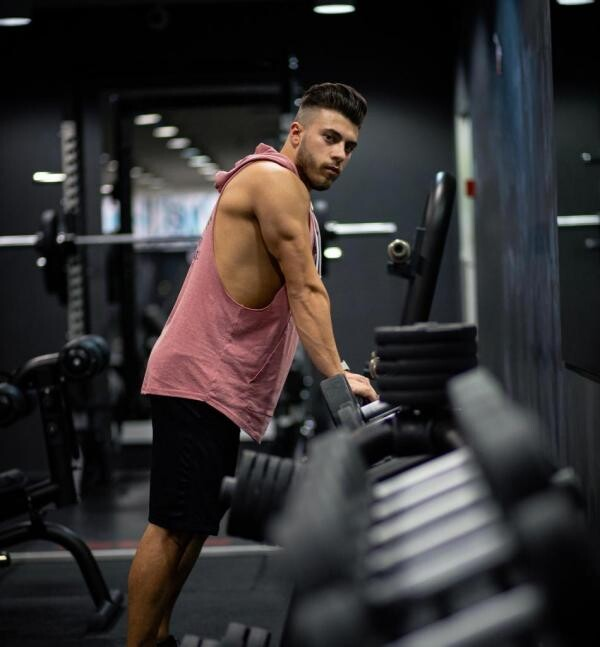 Rareș Samson, antrenor de fitness