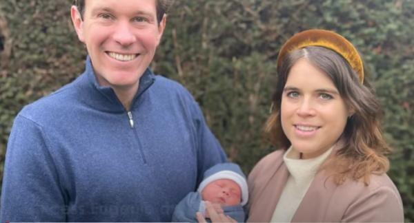 Prinţesa Eugenie, sursa captură yotube/ The Royal Family Channel