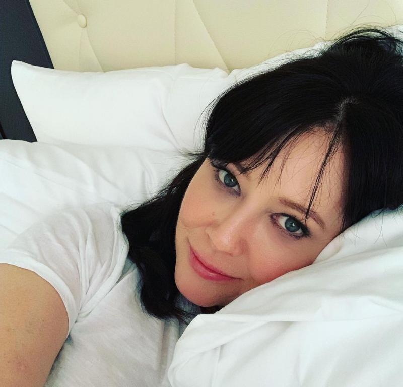 Shannen Doherty, foto Instagram