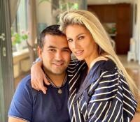 Andreea Bănică și Lucian Mitrea, sursa instagram