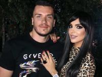 Andreea Tonciu și soțulei, foto Instagram