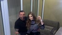 Alex Bodi și Daria Radionova, sursa foto Instagram