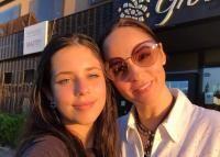 Andreea Marin și Violeta, sursa foto Instagram