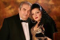 Aurel Pădureanu și Cornelia Catanga, sursa facebook