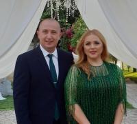 Cornelia și Lupu Rednic, sursa instagram