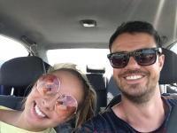 Ciprian Nemeșiu și Alexa Lucia Istrate, sursa foto Facebook