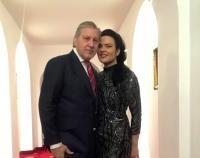 Ioana și Ilie Năstase, sursa facebook